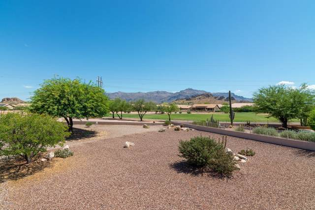 8170 E Sand Wedge Lane, Gold Canyon, AZ 85118 (MLS #5957852) :: The Kenny Klaus Team