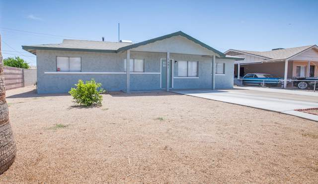 1501 N 39th Drive, Phoenix, AZ 85009 (MLS #5957891) :: CC & Co. Real Estate Team