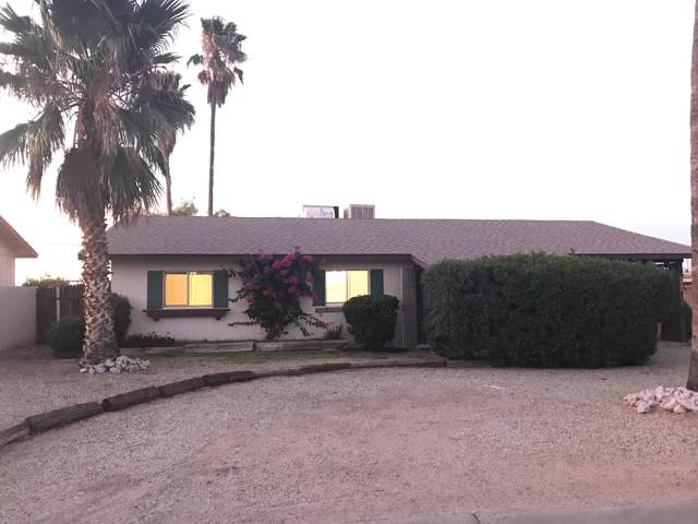 1684 Verde Drive, Wickenburg, AZ 85390 (MLS #5957930) :: Yost Realty Group at RE/MAX Casa Grande