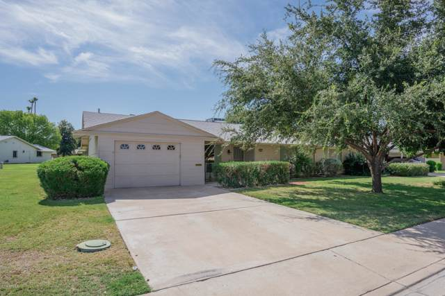 13643 N 103RD Avenue, Sun City, AZ 85351 (MLS #5957965) :: Kortright Group - West USA Realty