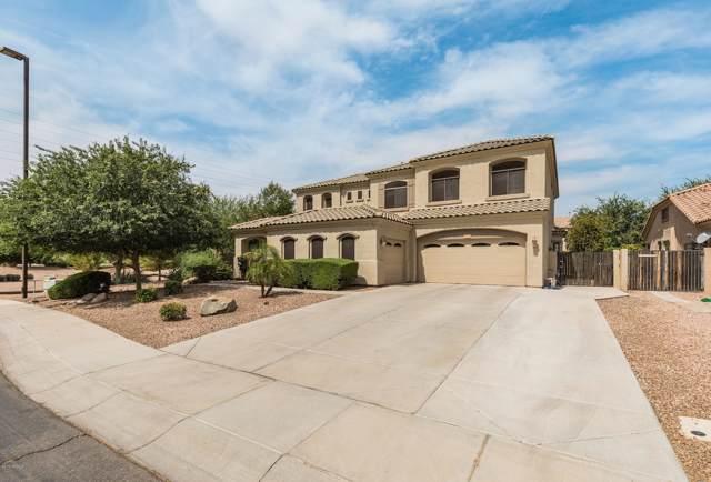 4748 S Marble Street, Gilbert, AZ 85297 (MLS #5957969) :: Revelation Real Estate