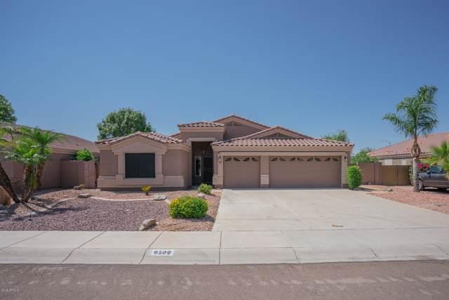 9209 W Quail Avenue, Peoria, AZ 85382 (MLS #5958009) :: Riddle Realty Group - Keller Williams Arizona Realty