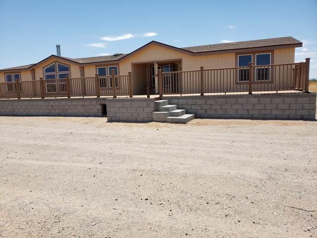 58227 S 299TH Avenue, Gila Bend, AZ 85337 (MLS #5958065) :: Devor Real Estate Associates