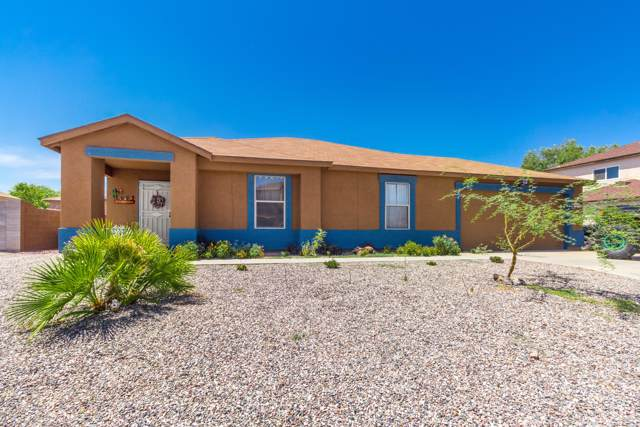 11903 W Delwood Drive, Arizona City, AZ 85123 (MLS #5958082) :: CC & Co. Real Estate Team