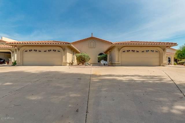 703 Leisure World, Mesa, AZ 85206 (MLS #5958128) :: Brett Tanner Home Selling Team