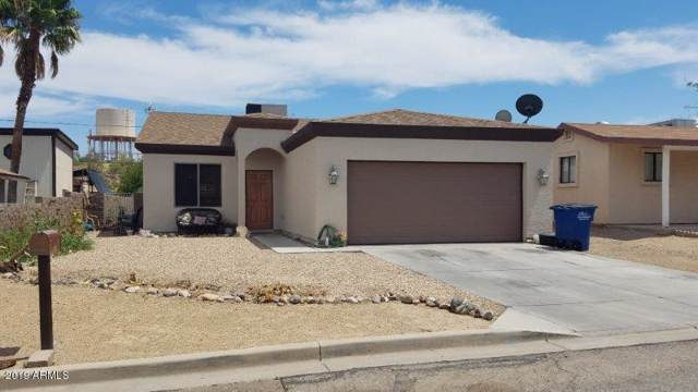 261 W Navajo Street, Wickenburg, AZ 85390 (MLS #5958245) :: Team Wilson Real Estate