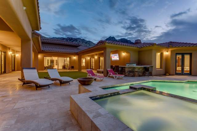 11926 E La Posada Circle, Scottsdale, AZ 85255 (MLS #5958329) :: My Home Group