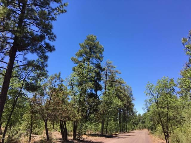 900 E Rim Road Drive, Pinetop, AZ 85935 (MLS #5958335) :: Arizona Home Group