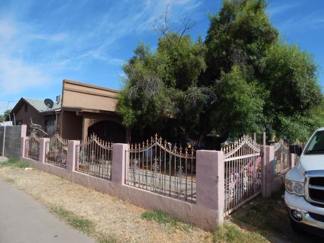 4531 N 29TH Drive, Phoenix, AZ 85017 (MLS #5958341) :: CC & Co. Real Estate Team