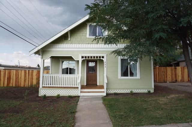 111 S Taber Street, Williams, AZ 86046 (MLS #5958346) :: Yost Realty Group at RE/MAX Casa Grande