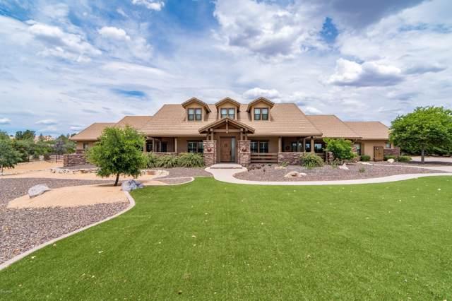 9839 N American Ranch Road, Prescott, AZ 86305 (MLS #5958413) :: Conway Real Estate