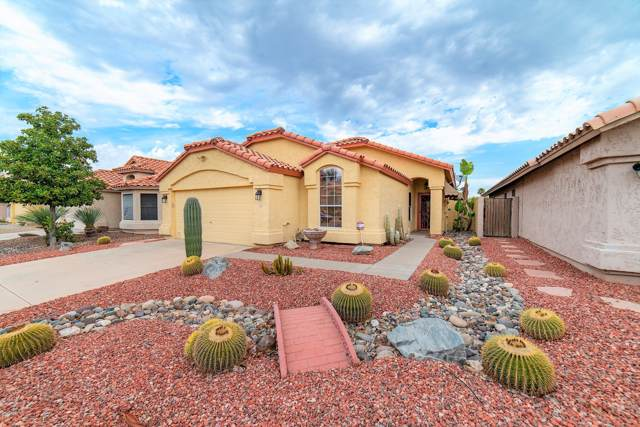 2220 E Crest Lane, Phoenix, AZ 85024 (MLS #5958533) :: Brett Tanner Home Selling Team