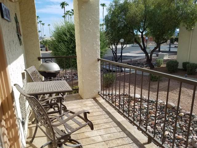 5518 E Lindstrom Lane #2029, Mesa, AZ 85215 (MLS #5958539) :: Kortright Group - West USA Realty