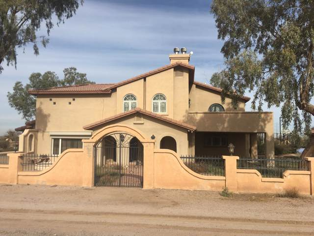 35430 W Carranza Road, Stanfield, AZ 85172 (MLS #5958560) :: Brett Tanner Home Selling Team