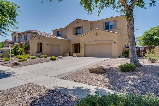4355 E Carriage Way, Gilbert, AZ 85297 (MLS #5958568) :: Revelation Real Estate