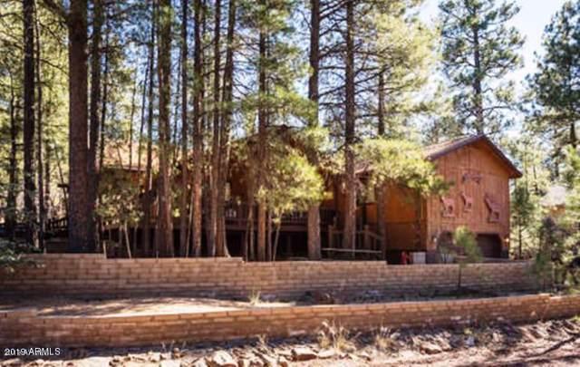 1315 E Lobo Lane, Munds Park, AZ 86017 (MLS #5958596) :: CC & Co. Real Estate Team