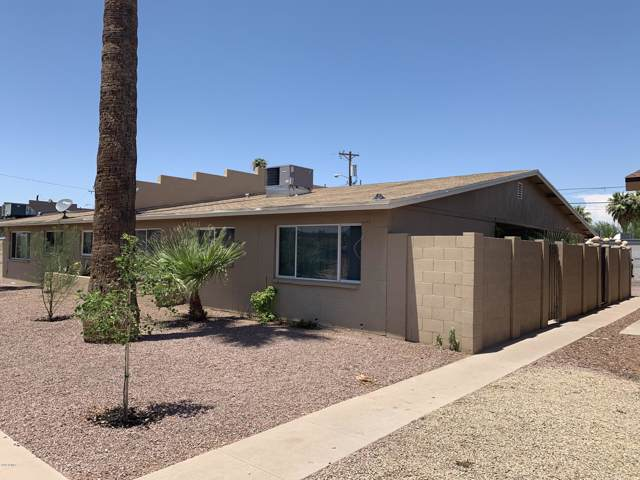 4022 E Portland Street, Phoenix, AZ 85008 (MLS #5958606) :: Devor Real Estate Associates