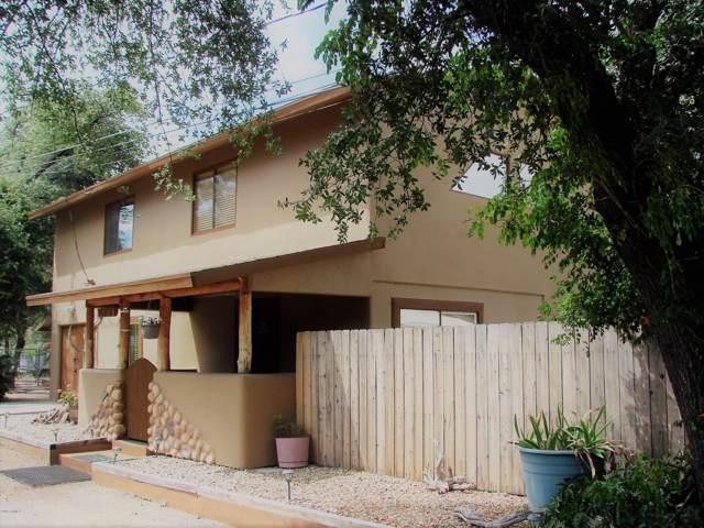 16818 W West Way, Yarnell, AZ 85362 (MLS #5958610) :: Brett Tanner Home Selling Team