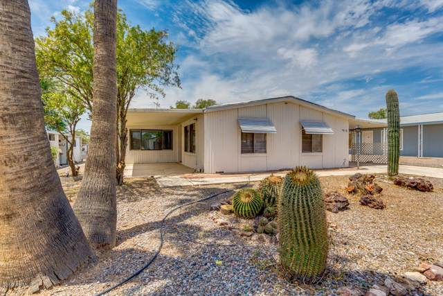 3718 N Ohio Avenue, Florence, AZ 85132 (MLS #5958644) :: Brett Tanner Home Selling Team