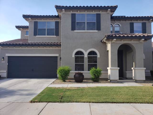 16036 W Cocopah Street, Goodyear, AZ 85338 (MLS #5958655) :: CC & Co. Real Estate Team