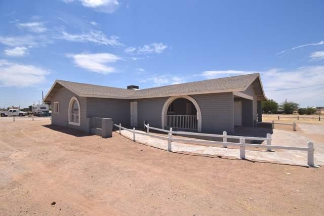 3390 S La Palma Road, Coolidge, AZ 85128 (MLS #5958718) :: Yost Realty Group at RE/MAX Casa Grande