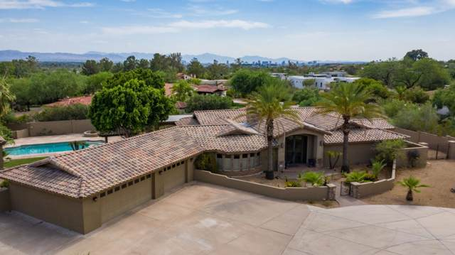 3865 E Lincoln Drive, Paradise Valley, AZ 85253 (MLS #5958747) :: CC & Co. Real Estate Team