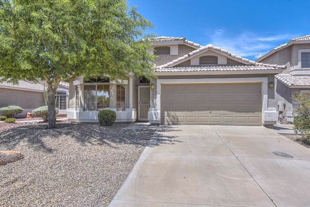 6458 W Saddlehorn Road, Phoenix, AZ 85083 (MLS #5958749) :: Riddle Realty Group - Keller Williams Arizona Realty