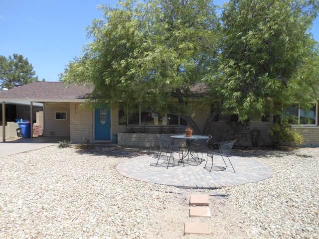 7613 N 17TH Avenue, Phoenix, AZ 85021 (MLS #5958800) :: Brett Tanner Home Selling Team
