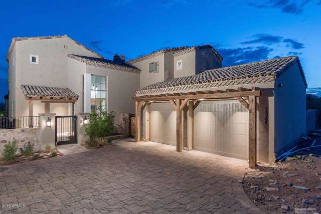 18966 N Silverleaf Drive, Scottsdale, AZ 85255 (MLS #5958816) :: Lucido Agency