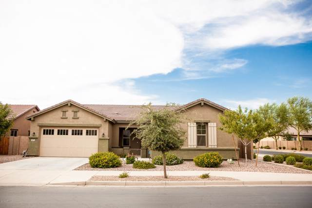 20856 E Arroyo Verde Drive, Queen Creek, AZ 85142 (MLS #5958863) :: Conway Real Estate