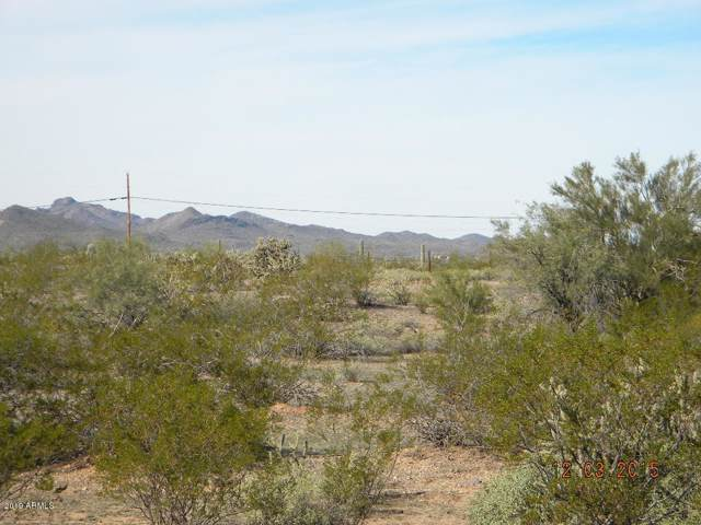 41014 N Us 60 Highway, Morristown, AZ 85342 (MLS #5958868) :: Arizona 1 Real Estate Team