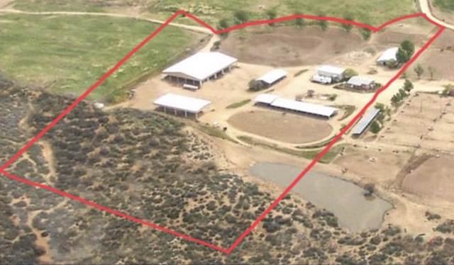 640 S Orme Road, Dewey, AZ 86327 (MLS #5958969) :: CC & Co. Real Estate Team