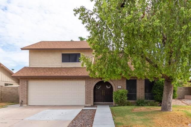 4907 W Torrey Pines Circle, Glendale, AZ 85308 (MLS #5959000) :: CC & Co. Real Estate Team