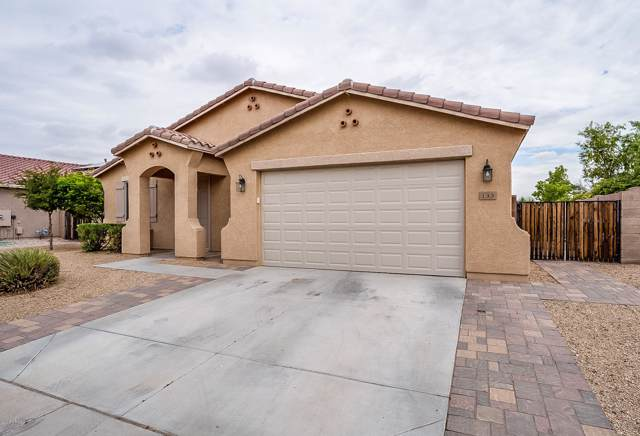 133 S 172ND Drive, Goodyear, AZ 85338 (MLS #5959017) :: My Home Group