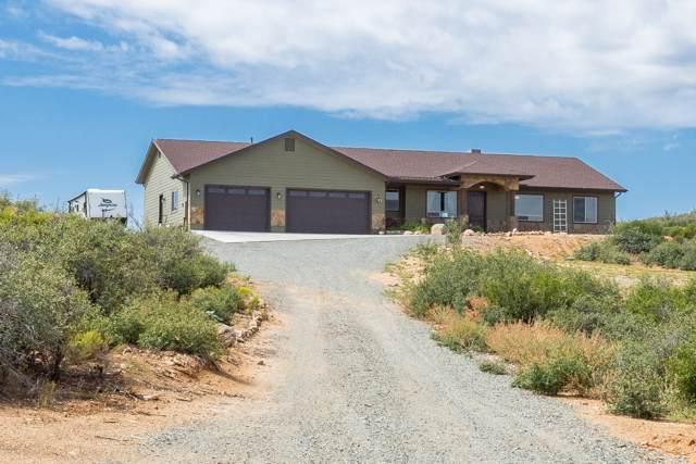 15687 E Bonanza Trail, Dewey, AZ 86327 (MLS #5959024) :: CC & Co. Real Estate Team