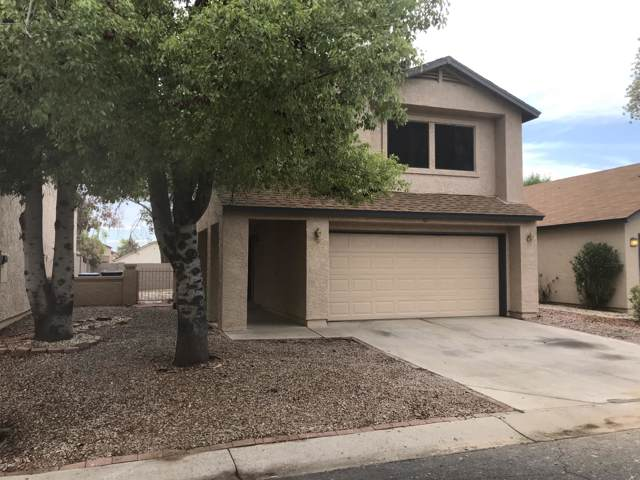 921 S Val Vista Drive #67, Mesa, AZ 85204 (MLS #5959041) :: CC & Co. Real Estate Team