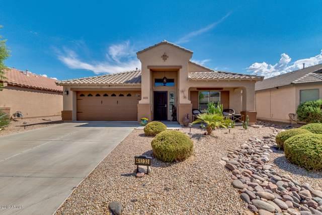41233 W Sanders Way, Maricopa, AZ 85138 (MLS #5959102) :: CC & Co. Real Estate Team