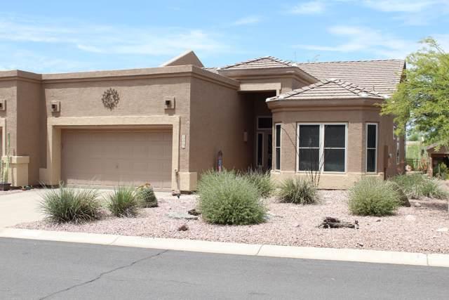 5800 S Pinnacle Drive, Gold Canyon, AZ 85118 (MLS #5959195) :: The Kenny Klaus Team