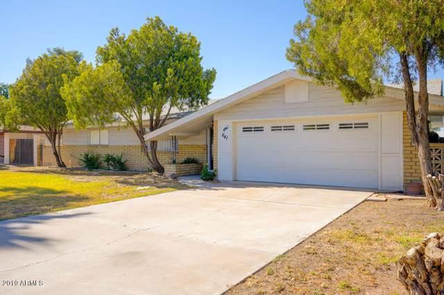 641 N Delmar, Mesa, AZ 85203 (MLS #5959218) :: The Kenny Klaus Team