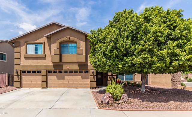 20372 N 90TH Lane, Peoria, AZ 85382 (MLS #5959221) :: Riddle Realty Group - Keller Williams Arizona Realty