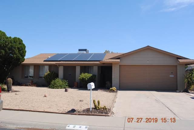 4249 W Dailey Street, Phoenix, AZ 85053 (MLS #5959276) :: Occasio Realty