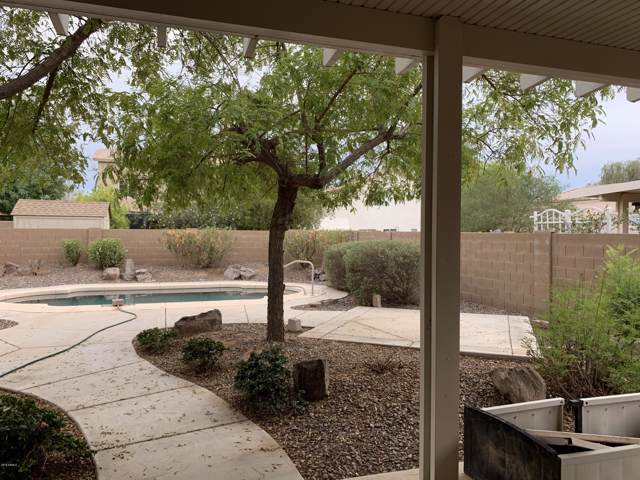 715 W Sunset Drive, Coolidge, AZ 85128 (MLS #5959310) :: Yost Realty Group at RE/MAX Casa Grande
