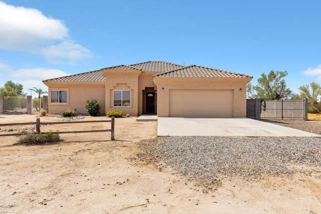 20807 E Dirt Road, Florence, AZ 85132 (MLS #5959312) :: Brett Tanner Home Selling Team