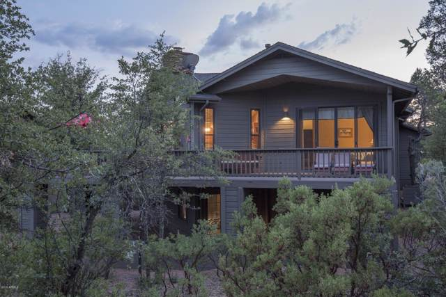 2306 E Scarlet Bugler Circle, Payson, AZ 85541 (MLS #5959322) :: Brett Tanner Home Selling Team
