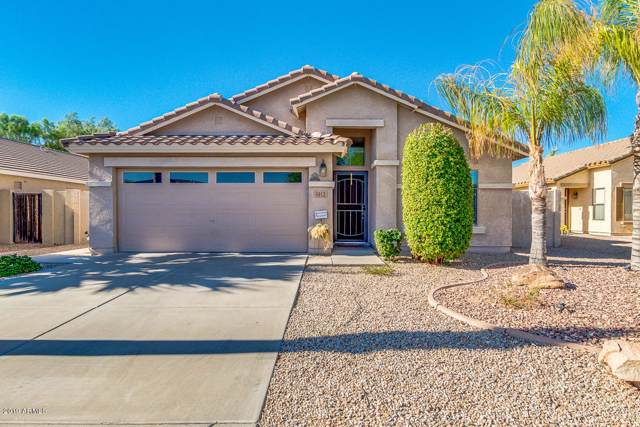 3912 E Longhorn Drive, Gilbert, AZ 85297 (MLS #5959339) :: Riddle Realty Group - Keller Williams Arizona Realty
