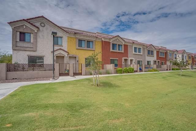1950 N Center Street #109, Mesa, AZ 85201 (MLS #5959359) :: Riddle Realty Group - Keller Williams Arizona Realty