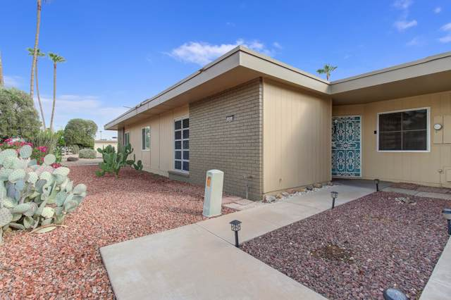 10924 W Thunderbird Boulevard, Sun City, AZ 85351 (MLS #5959439) :: Devor Real Estate Associates