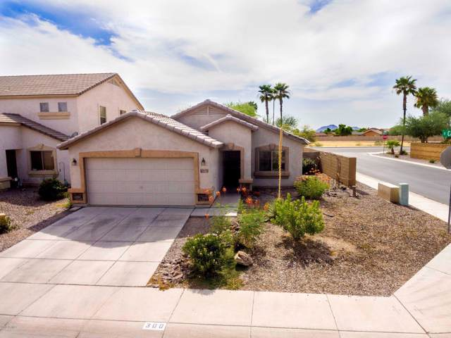 300 S Cactus Street, Coolidge, AZ 85128 (MLS #5959468) :: Revelation Real Estate
