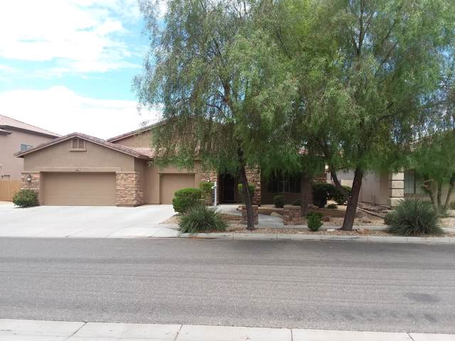 2412 W Quail Track Drive, Phoenix, AZ 85085 (MLS #5959500) :: Team Wilson Real Estate