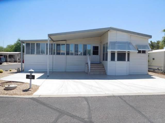 17200 W Bell Rd Road #184, Surprise, AZ 85374 (MLS #5959511) :: The Garcia Group